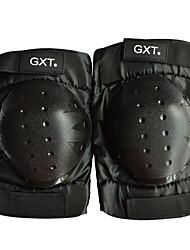 GXT G06 2Pcs Short Kneepad Protector Motorcycle Motorbike Safety Knee Sliders Motocross Motorcycle Gear