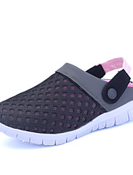 Women's Sandals Spring Summer Fall Comfort Couple Shoes Tulle Outdoor Casual Flat Heel Water Shoes
