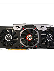colorful® de vídeo da placa gráfica gtx1070 igame1070 1506mhz / 8008mhz8gb / 256 bits GDDR5