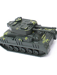 Display Model Model & Building Toy Tank Plastic Green For Boys For Girls