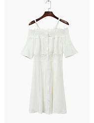 conditions station balnéaire robe de plage robe harnais robe bustier bohème col blanc