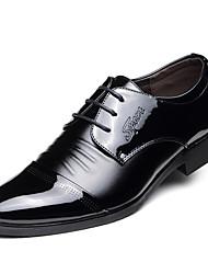Men's Fashion Casual Business Faux/PU Leather Shoes/Oxfords