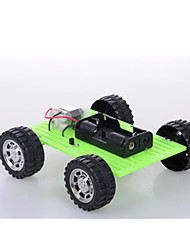 Toys For Boys Discovery Toys Solar Powered Toys Car Metal Plastic Green