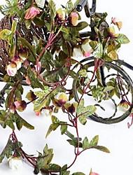 1 Une succursale Plastique Fleurs artificielles 220