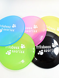 Cat Toy Dog Toy Pet Toys Interactive Flying Disc Durable Candy Cartoon Cat Footprint Plate Nobbly Wobbly Plastic