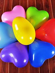 Воздушные шары В форме сердца 2-4 года 5-7 лет 8-13 лет