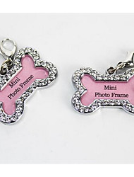 The dog dog tags metal nameplate