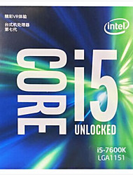 Intel Core i5-7600K LGA 1151 Desktop Processors