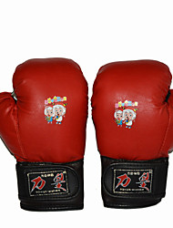 Boxing Gloves for Boxing Full-finger Gloves Breathable Wearproof Protective PU
