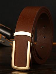 Masculino Casual Liga Velcro Largo