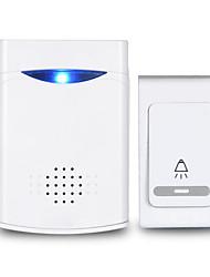 Wireless DC Doorbell Home Electronic Remote Control Music Doorbell Ultra Long Distance Wireless Doorbell