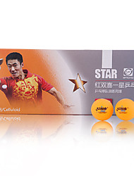 1 Piece 1 Star 4 Table Tennis Ball Indoor Performance Practise Leisure Sports-Other