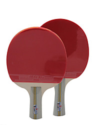 Table Tennis Rackets Table Tennis Ball Ping Pang Cork Long Handle Pimples 2 Rackets 3 Table Tennis Balls 1 Table Tennis BagOutdoor