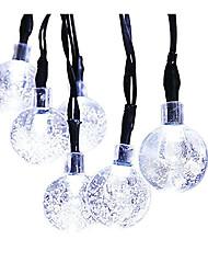 0.1W W Гирлянды / lm <5V 6 м 30 светодиоды белый