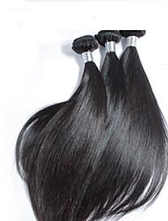 alto grau cabelo virgem reta peruano, virgem atacado tecelagem cabelo peruano