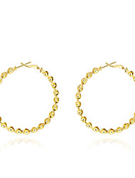 XU Women Fashion Popular Gold Plated Ear Ring