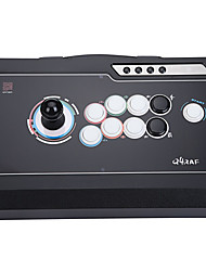 QANBA Q4RAF 2-IN-1 Q4-NS Ps3 Pc Ps4 Arcade Fighting Stick D-input  /  X-input  /  Android Compatible