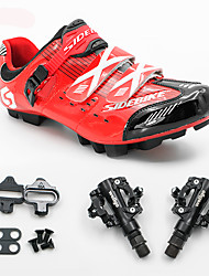 BOODUN/SIDEBIKE® Tênis Tênis para Mountain Bike Unisexo Almofadado Ao ar Livre Bicicleta De Montanha Ciclismo