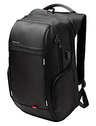 Kingsons Notebook Backpack 15.6 Inch Waterproof Laptop Backpack For Men Women External USB Charge Computer Antitheft Bag
