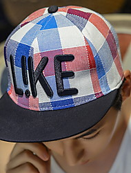 Men Women 's Summer Cotton Candy color Geometric Printed Street Hip Hop Flat Sun Casual Baseball Hats