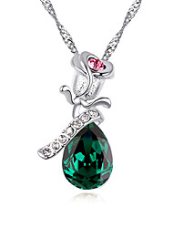 Women's Pendant Necklaces Jewelry Drop Chrome Personalized Cute Style Jewelry For Congratulations Thank You Gift