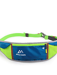 1L以下 L Others Waist Bag/Waistpack Wallet Cell Phone Bag Gym Bag / Yoga Bag Belt Pouch/Belt Bag Climbing Racing Fitness Running Jogging