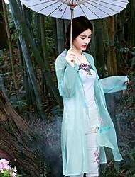 se connecter fairview huasan femmes de style han&# 39; printemps et été vêtements enfant lourd lotus à long brodé bei la poussière se