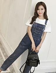 Супермодель знак размытые джинсы джинсовые джинсы
