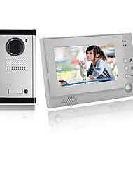 ACTOP Hot Selling High Quality Professional Security 7 inch Color LCD Scren Video Door Phone With Good Voice