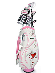 A Full Set Of Golf Clubs For Girls  Golf Sets For Golf Durable Alloy