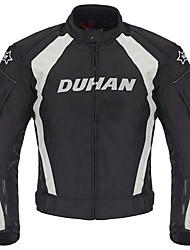 DUHAN Jacket All Season Windproof Motorcycle Kidney Belts
