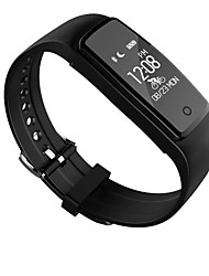Smart Bracelet iOS Android IPhoneWater Resistant / Water Proof Long Standby Pedometers Exercise Record Sports Heart Rate Monitor Alarm