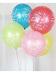 Ballons Urlaubszubehör Kreisförmig 2 bis 4 Jahre 5 bis 7 Jahre 8 bis 13 Jahre 14 Jahre & mehr