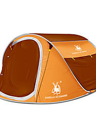3-4 persons Tent Double One Room Camping Tent Portable-Camping Traveling