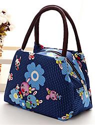 Для женщин Полотно Для отдыха на природе Сумка-шоппер