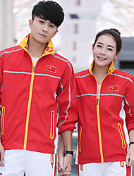 Spring And Autumn Lovers Sports Suit For Camping & Hiking Fitness Running Men