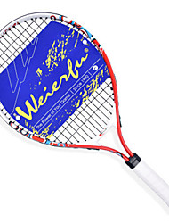 Tennis Tennis Rackets Durable Indoor Outdoor Performance Practise Leisure Sports Aluminium Alloy