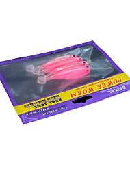 2 pcs Leurre souple Couleurs Aléatoires 10 g Once mm pouce,Plastique Pêche générale