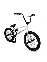 BMX Bike Cycling Others 20 Inch Ordinary Non-Damping Steel Frame Non-Damping Hard-tail Frame PVC Steel