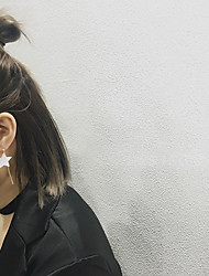 Drop Earrings Fashion Alloy Shell Star Jewelry For Daily Casual 1 pair