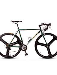Cruiser Bike Cycling 21 Speed 26 Inch/700CC SHIMANO V Brake Non-Damping Non-Damping Ordinary/Standard Anti-slip Steel