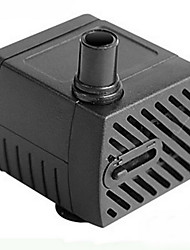 0.55M Head Lift 2.5W Aquarium Water Cycle Submersible Pumps