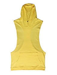 The Latest Men's Fashion Hooded Vest