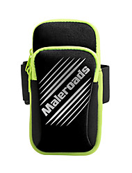 5.0 inch L Others Armband Cell Phone Bag Gym Bag / Yoga Bag Yoga Climbing Racing Fitness Traveling RunningWearable Breathable Skidproof