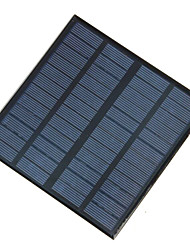 LIANGGUANG Solar Panel Battery Charger For Outdoor 3W 12V