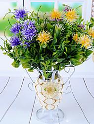 1 Филиал Пластик Другое Букеты на стол Искусственные Цветы 32