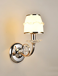 E14 moderna / contemporânea galvanizada recurso para eyeambiental luz wall wall parede sconces