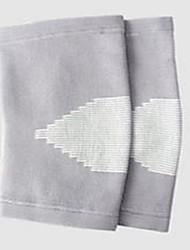 Kniebandage für Fitness Laufen UnisexEinstellbar Atmungsaktiv Einfaches An- und Ausziehen Dehnbar Thermal / Warm Schützend