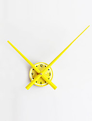 DIY Super Pointer Delicate Fragrance Fruit Mute Wall Clocks