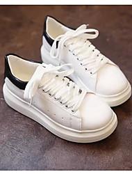 Europa-Station 15 neue Frühling und Sommer Yuan Shanshan gleichen Absatz weißen Casual Sportschuhe Muffin Schwer-Boden Schuhe Schuhe